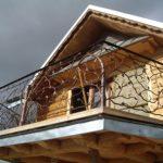 Elbram barierki balkon