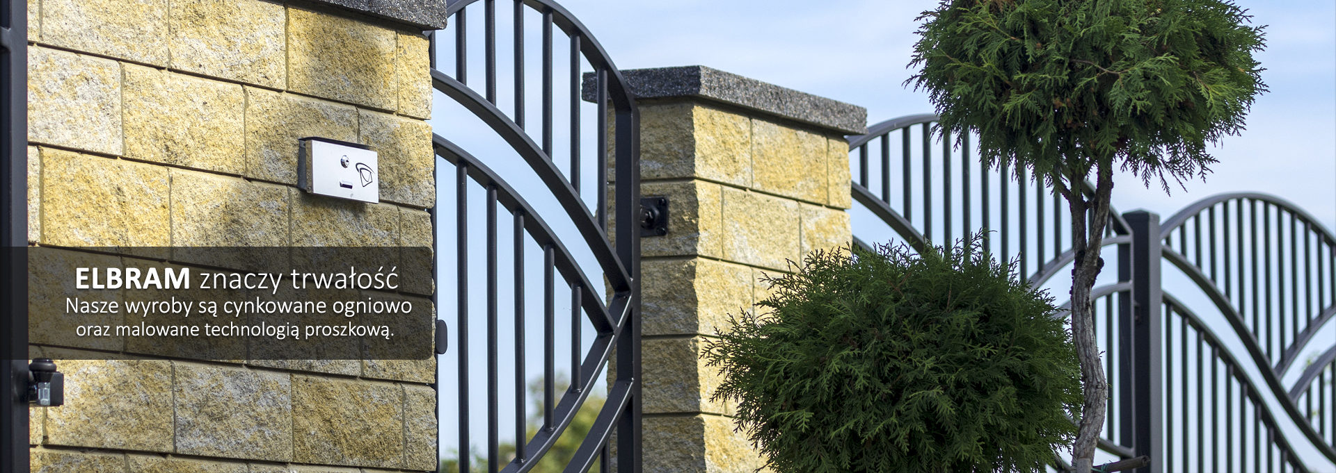 elbram jan guzik, bramy, ogrodzenia, balustrady, metaloplastyka